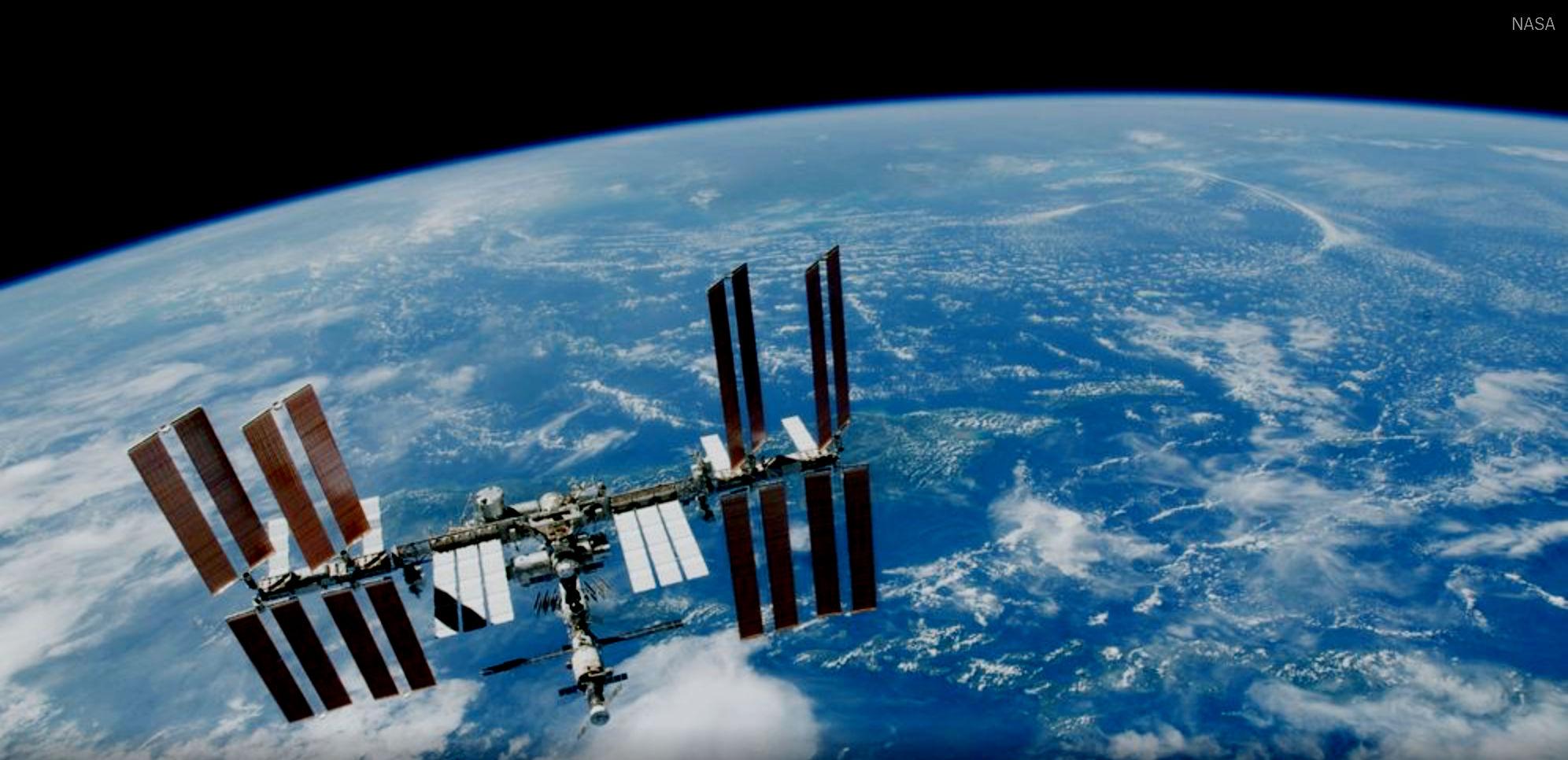 ISS - Cosmos! - Dana Ranga